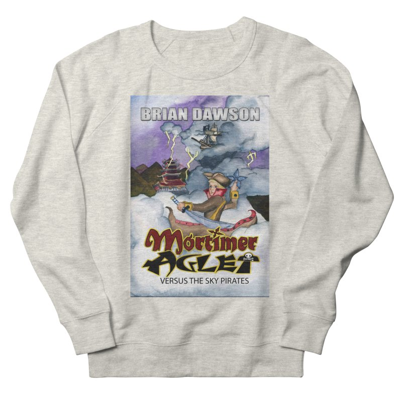 MORTIMER AGLET Women's French Terry Sweatshirt by MortimerAglet's Artist Shop