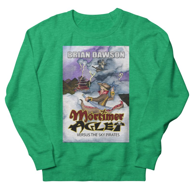 MORTIMER AGLET Men's French Terry Sweatshirt by MortimerAglet's Artist Shop