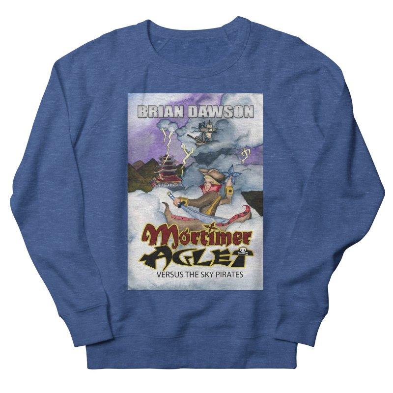 MORTIMER AGLET Men's French Terry Sweatshirt by MortimerAglet's Artist Shop