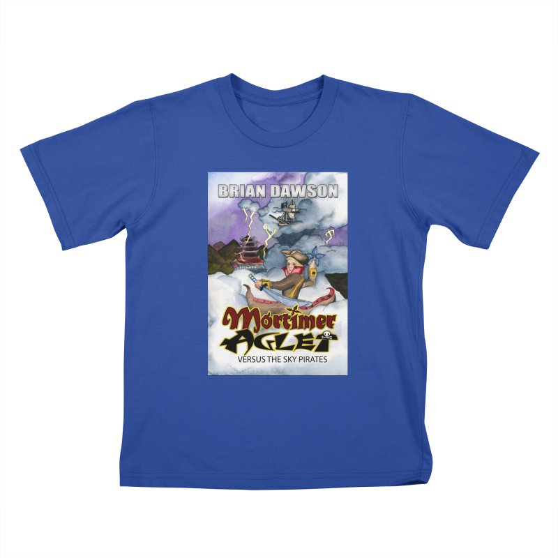 MORTIMER AGLET Kids T-Shirt by MortimerAglet's Artist Shop
