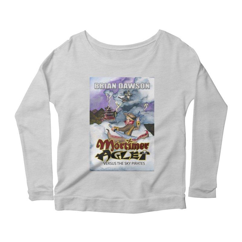 MORTIMER AGLET Women's Scoop Neck Longsleeve T-Shirt by MortimerAglet's Artist Shop