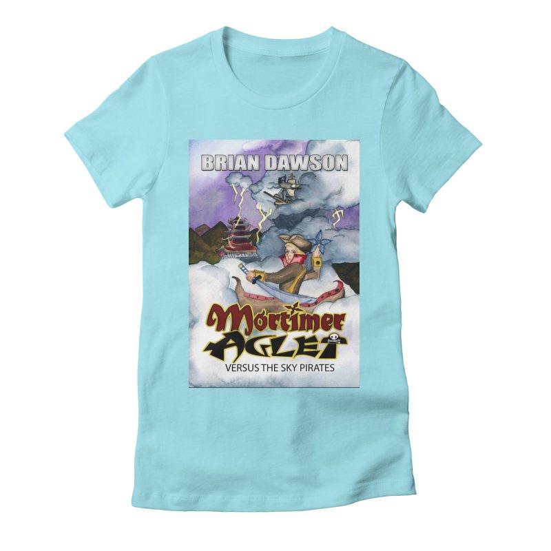 MORTIMER AGLET Women's Fitted T-Shirt by MortimerAglet's Artist Shop