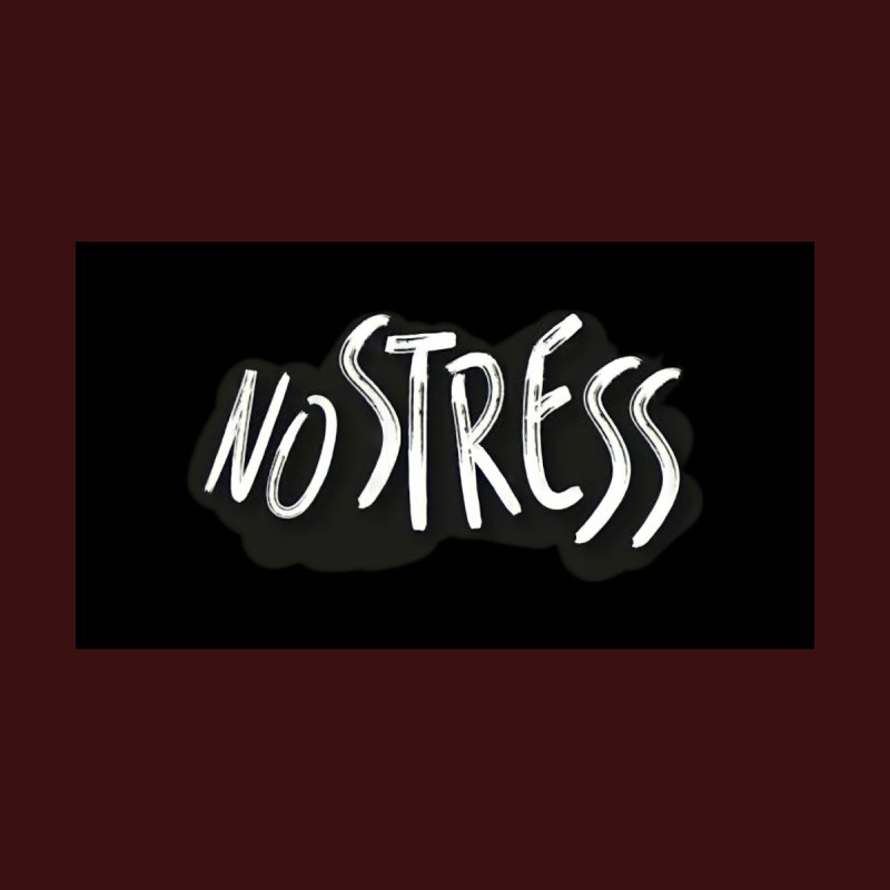 Stress free stuff for stress free people Men's T-Shirt by Motivator store