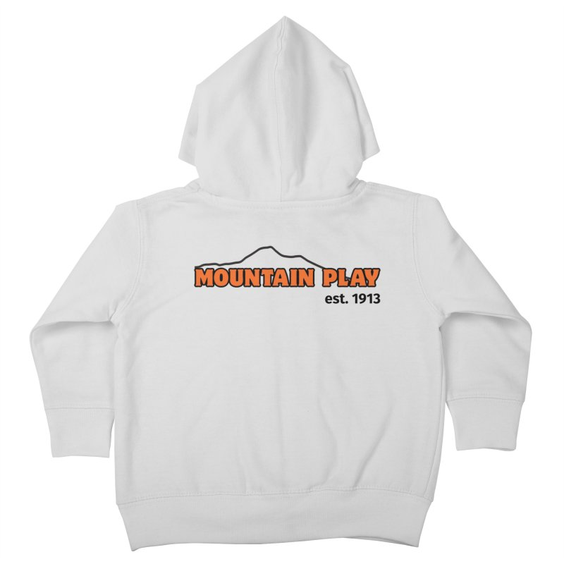 est. 1913 Kids Toddler Zip-Up Hoody by Mountain Play Shop