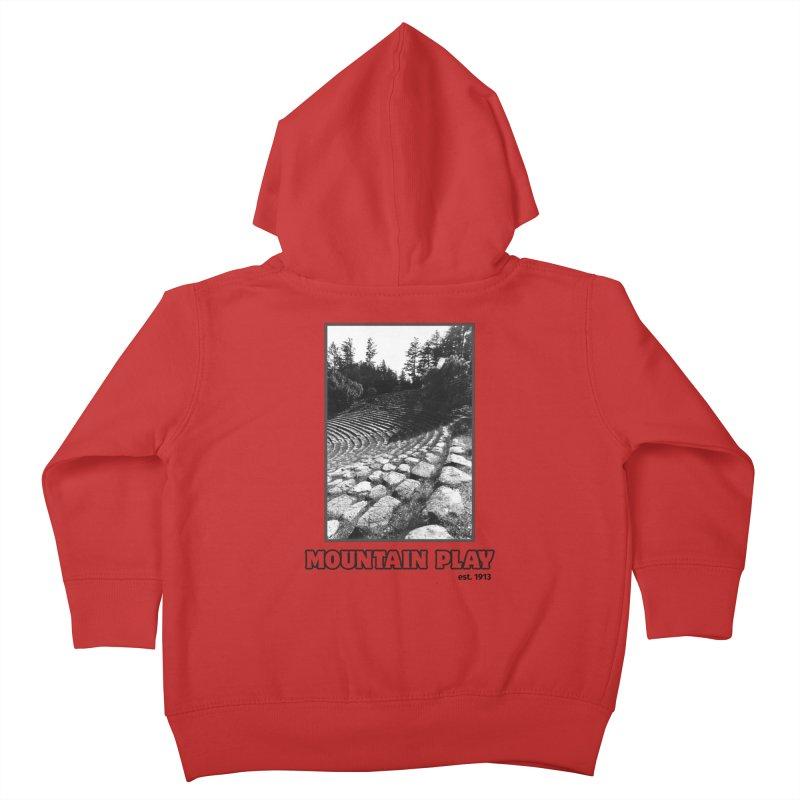 Sweatshirt Design Kids Toddler Zip-Up Hoody by Mountain Play Shop
