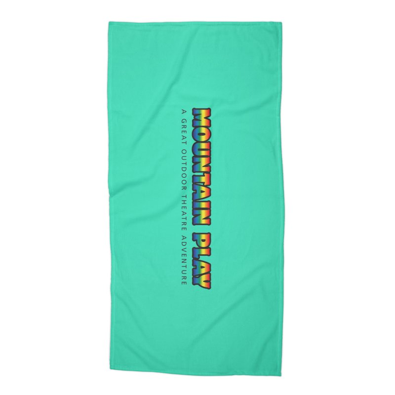 PRIDE Accessories Beach Towel by Mountain Play Shop