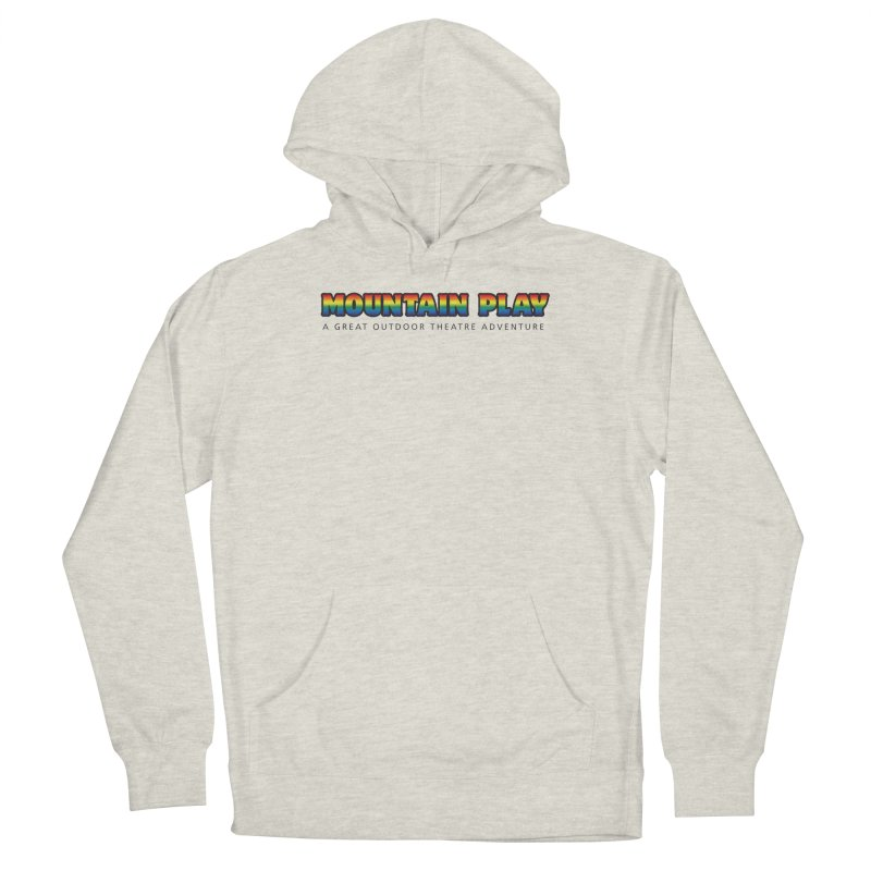 PRIDE Men's Pullover Hoody by Mountain Play Shop