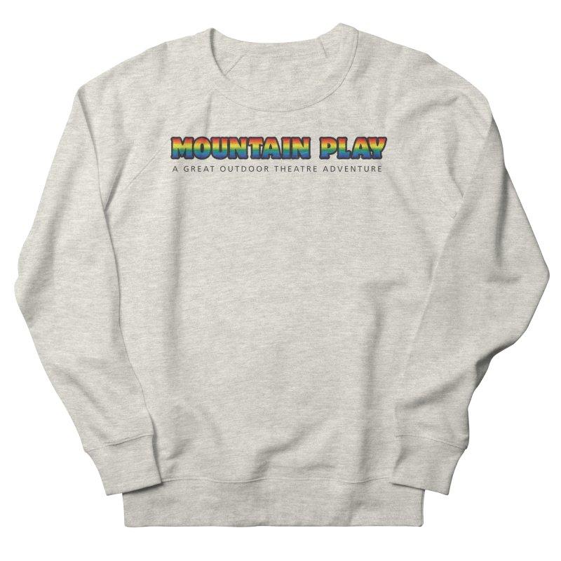 PRIDE Men's Sweatshirt by Mountain Play Shop