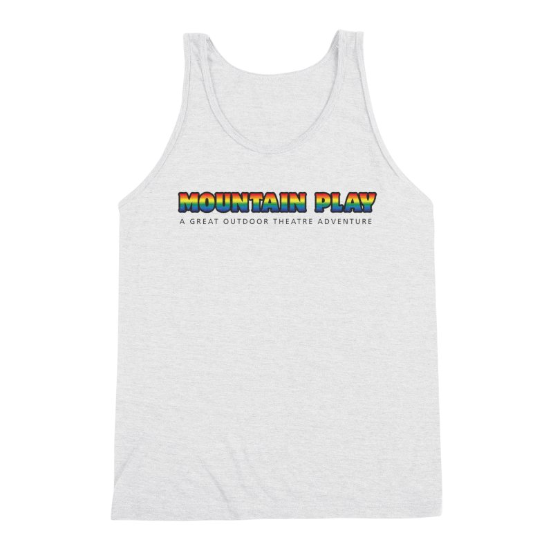 PRIDE Men's Tank by Mountain Play Shop