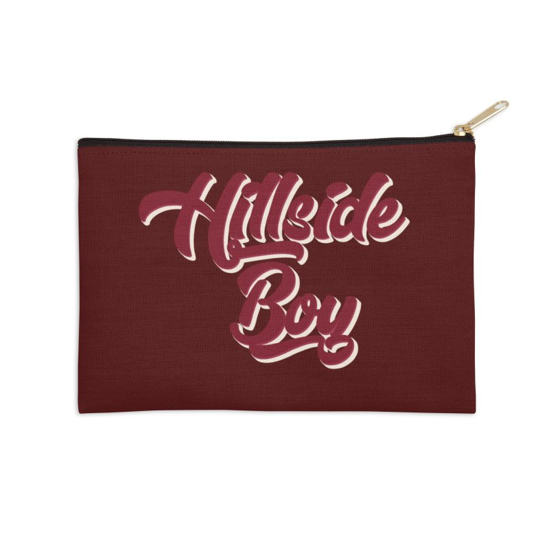 Hillside Boy Accessories Zip Pouch by Mountain View Co