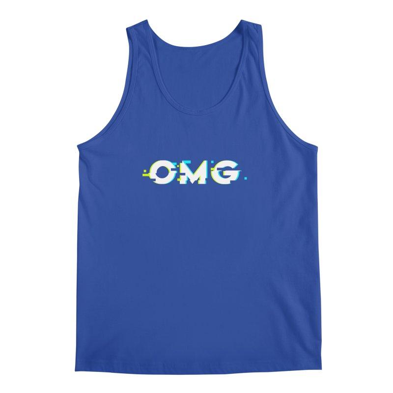 OMG Men's Regular Tank by Mountain View Co