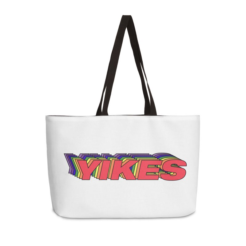 Yikes Accessories Weekender Bag Bag by Mountain View Co