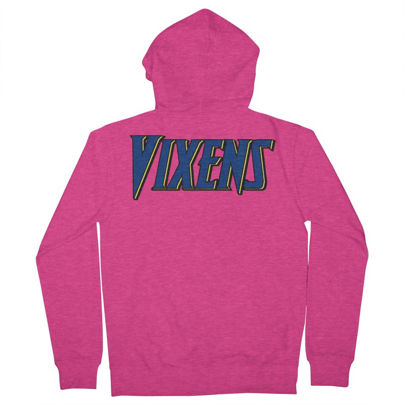 Vixens Women's French Terry Zip-Up Hoody by Mountain View Co