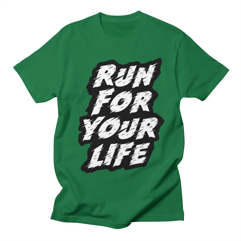 Run For Your Life Men's Lounge Pants by Mountain View Co