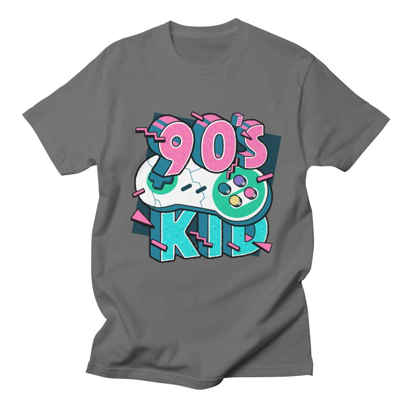 90's Kid Men's T-Shirt by Mountain View Co