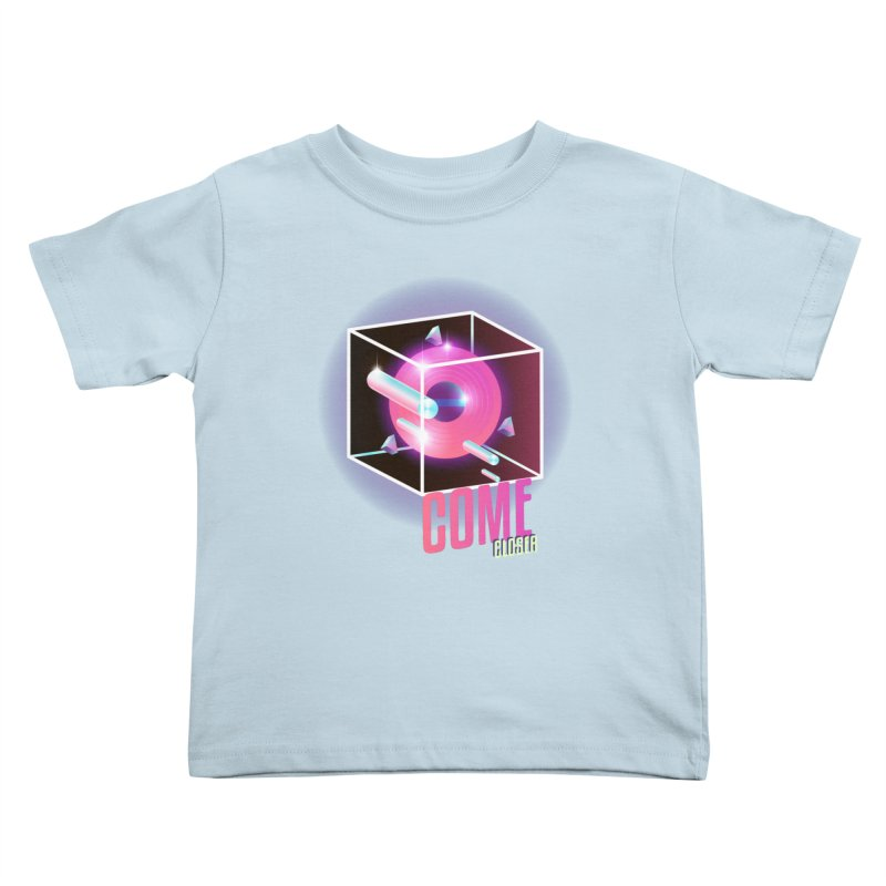 Come Closer (The Anomaly) Kids Toddler T-Shirt by Mountain View Co