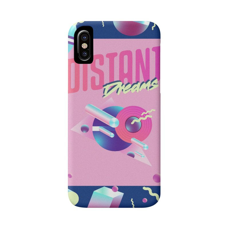 Distant Dreams Accessories Phone Case by Mountain View Co