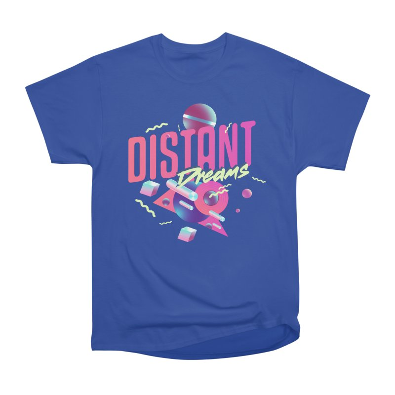 Distant Dreams Women's Heavyweight Unisex T-Shirt by Mountain View Co