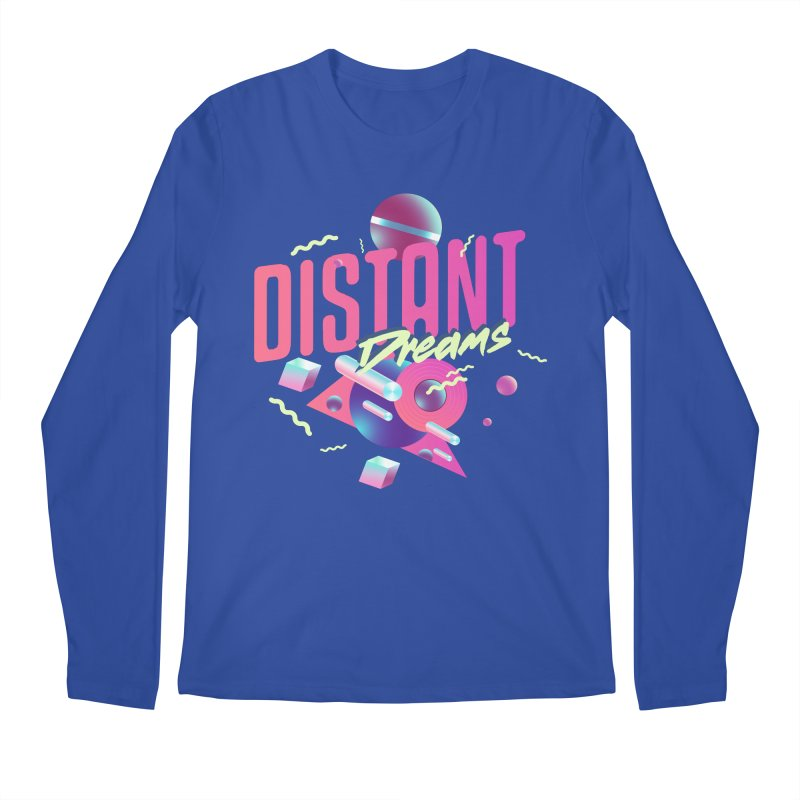 Distant Dreams Men's Regular Longsleeve T-Shirt by Mountain View Co