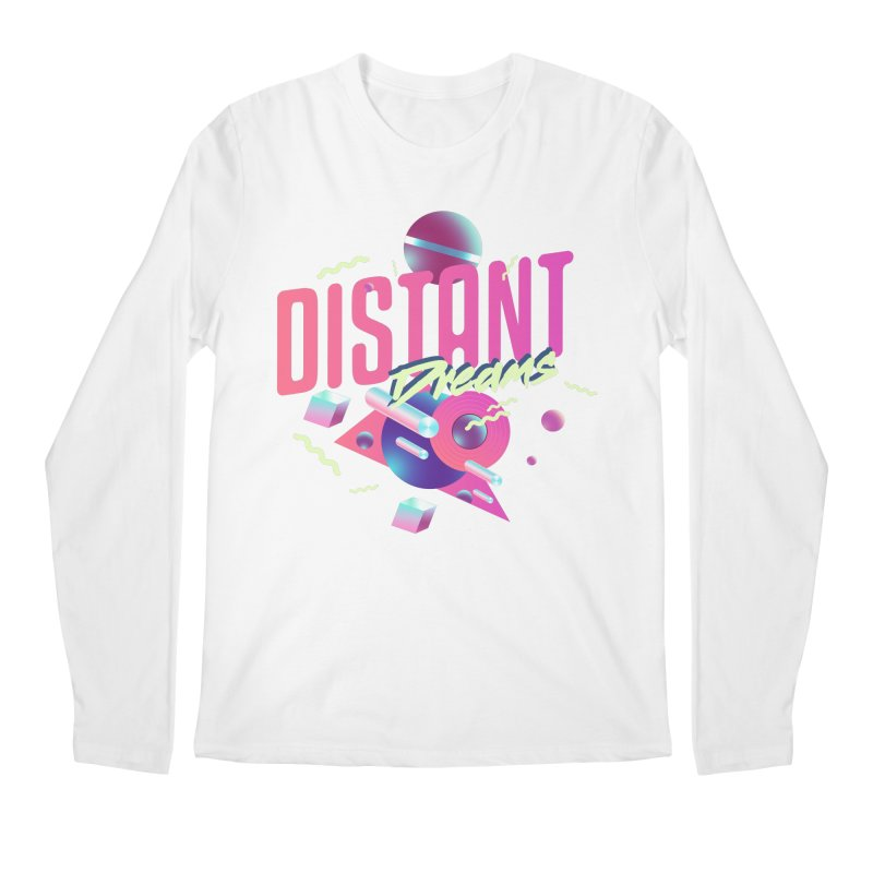 Distant Dreams Men's Regular Longsleeve T-Shirt by Mountain View Co