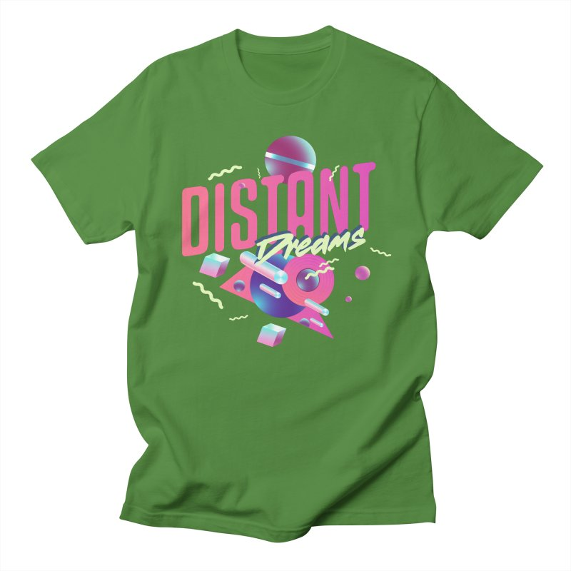 Distant Dreams Women's Regular Unisex T-Shirt by Mountain View Co