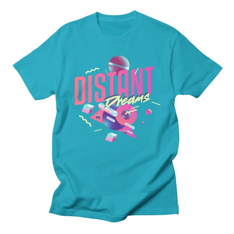 Distant Dreams Men's Regular T-Shirt by Mountain View Co