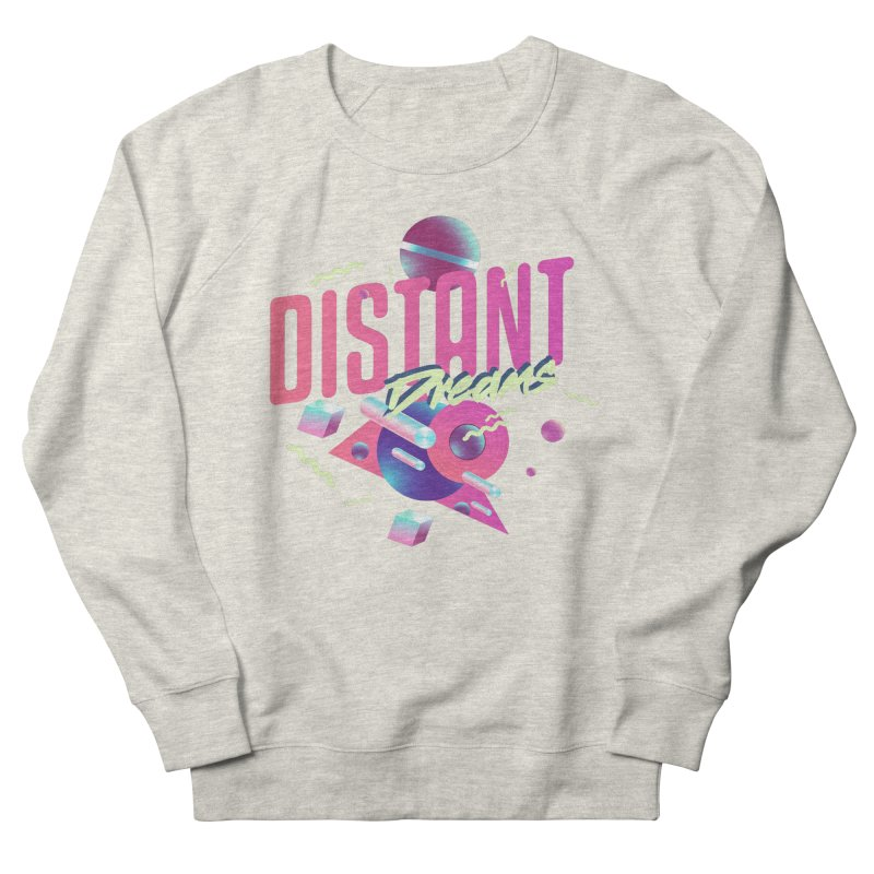 Distant Dreams Men's French Terry Sweatshirt by Mountain View Co