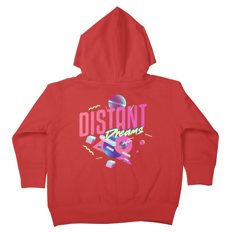 Distant Dreams Kids Toddler Zip-Up Hoody by Mountain View Co