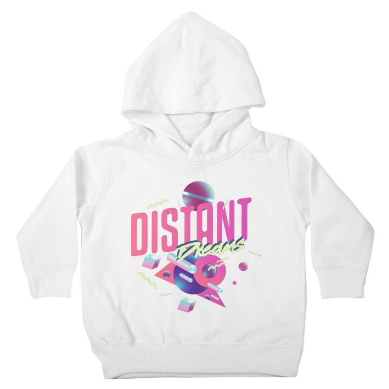 Distant Dreams Kids Toddler Pullover Hoody by Mountain View Co