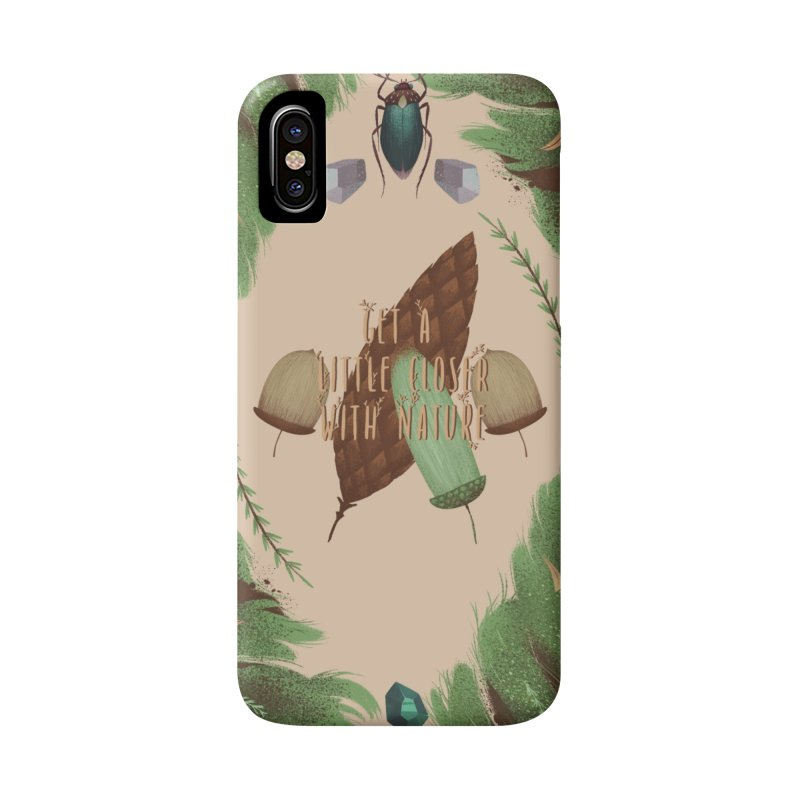 Get A Little Closer With Nature Accessories Phone Case by Mountain View Co