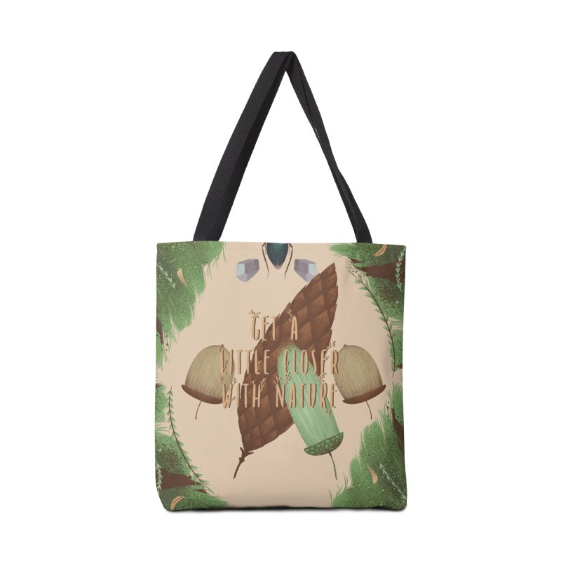 Get A Little Closer With Nature Accessories Bag by Mountain View Co