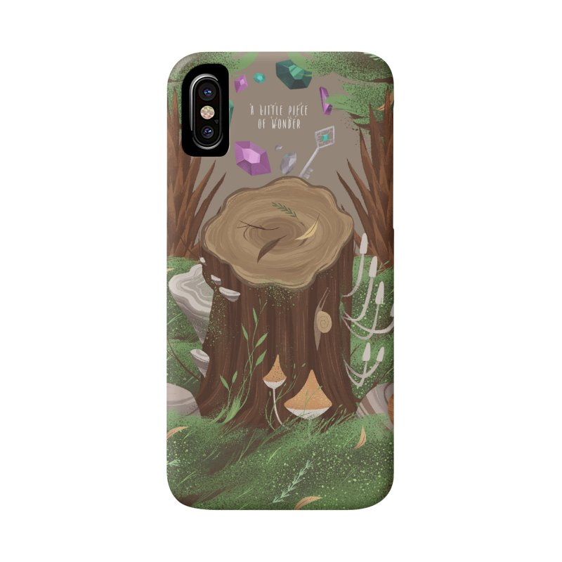 A Little Piece Of Wonder Accessories Phone Case by Mountain View Co