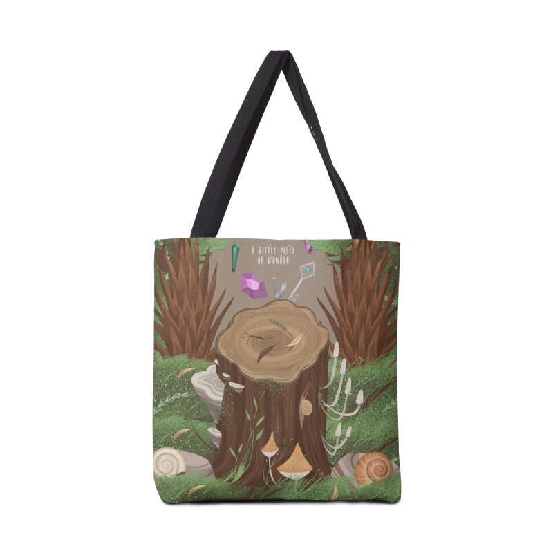 A Little Piece Of Wonder Accessories Bag by Mountain View Co