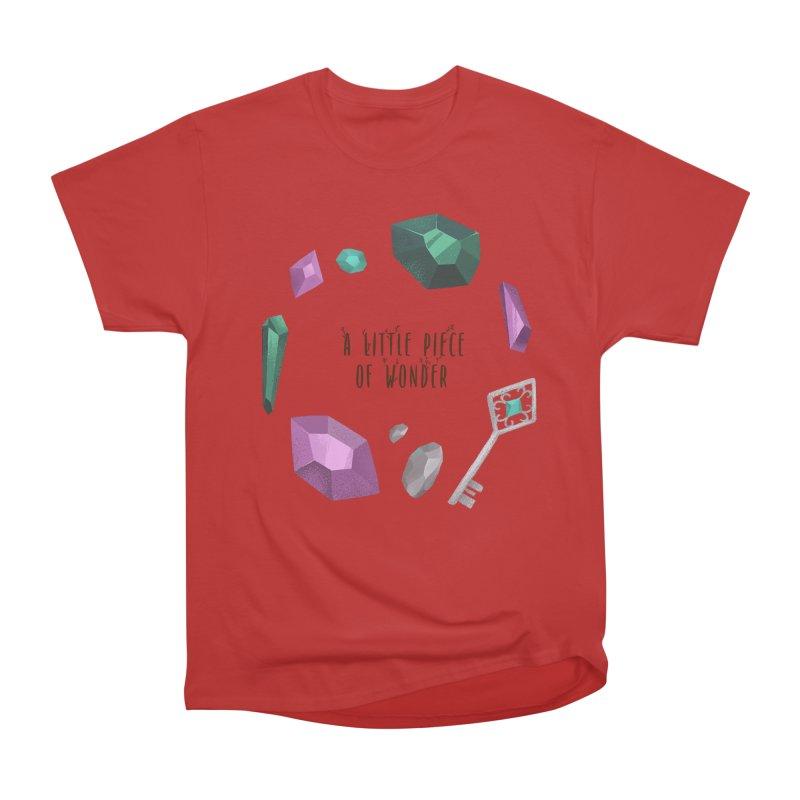A Little Piece Of Wonder Men's Heavyweight T-Shirt by Mountain View Co