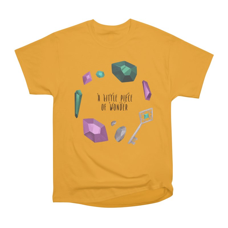 A Little Piece Of Wonder Women's Heavyweight Unisex T-Shirt by Mountain View Co