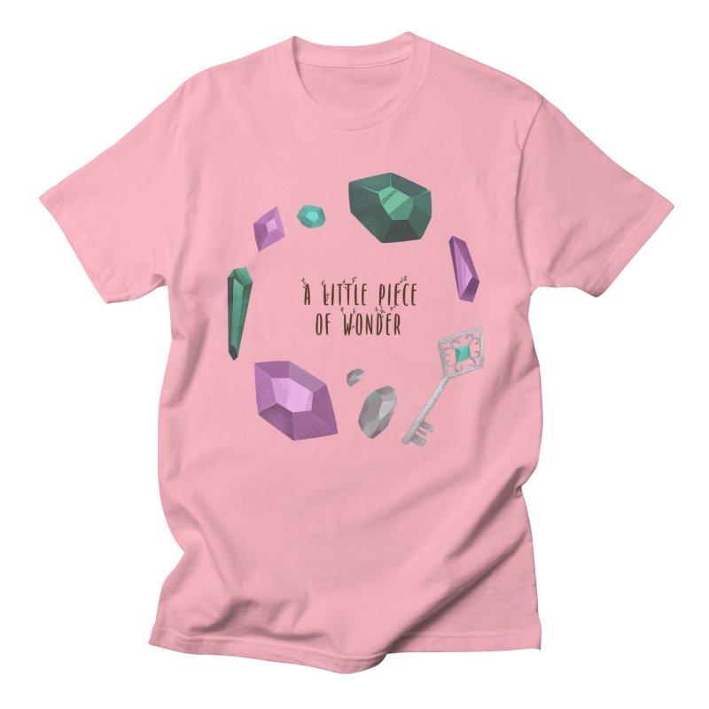 A Little Piece Of Wonder Women's Regular Unisex T-Shirt by Mountain View Co