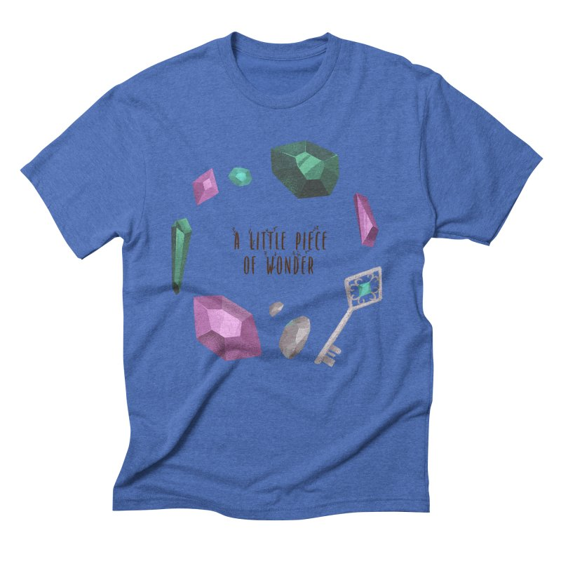 A Little Piece Of Wonder Men's Triblend T-Shirt by Mountain View Co