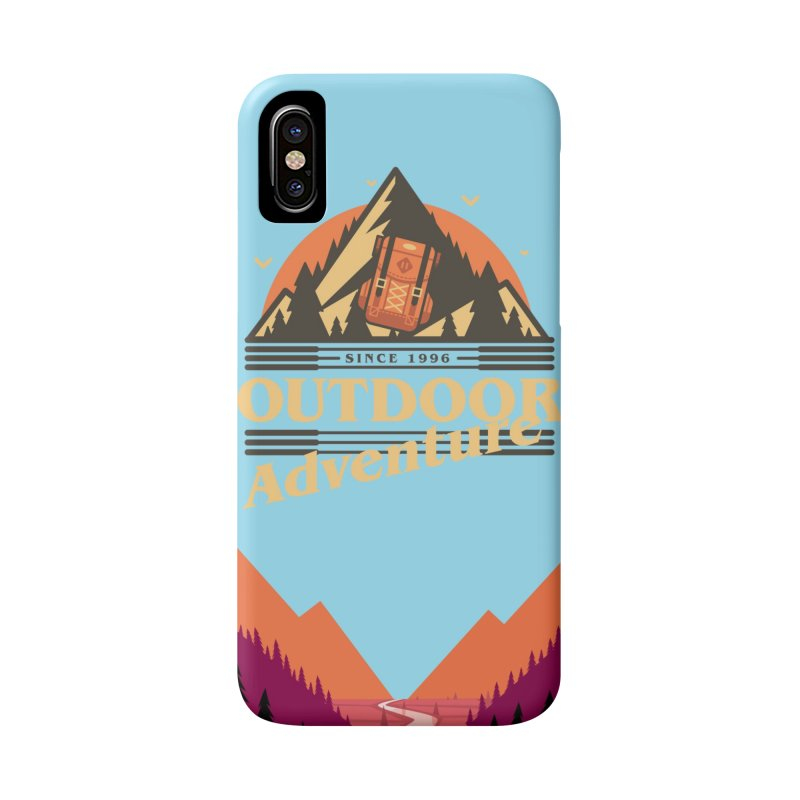 Outdoor Adventure Accessories Phone Case by Mountain View Co