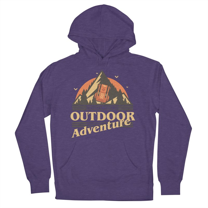 Outdoor Adventure Women's French Terry Pullover Hoody by Mountain View Co