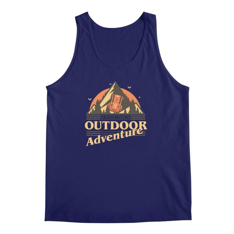 Outdoor Adventure Men's Regular Tank by Mountain View Co