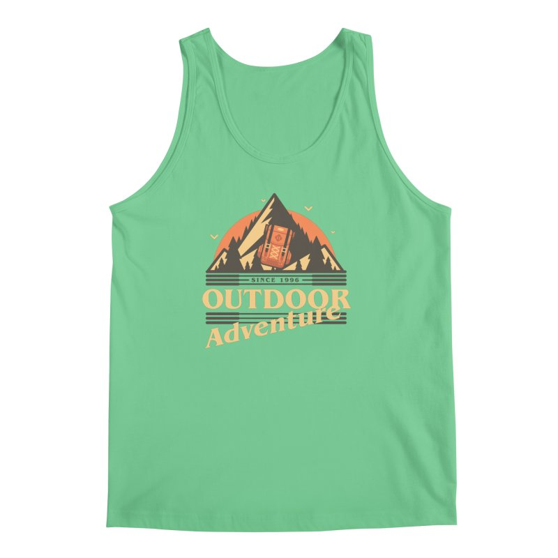Outdoor Adventure Men's Regular Tank by Mountain View Co
