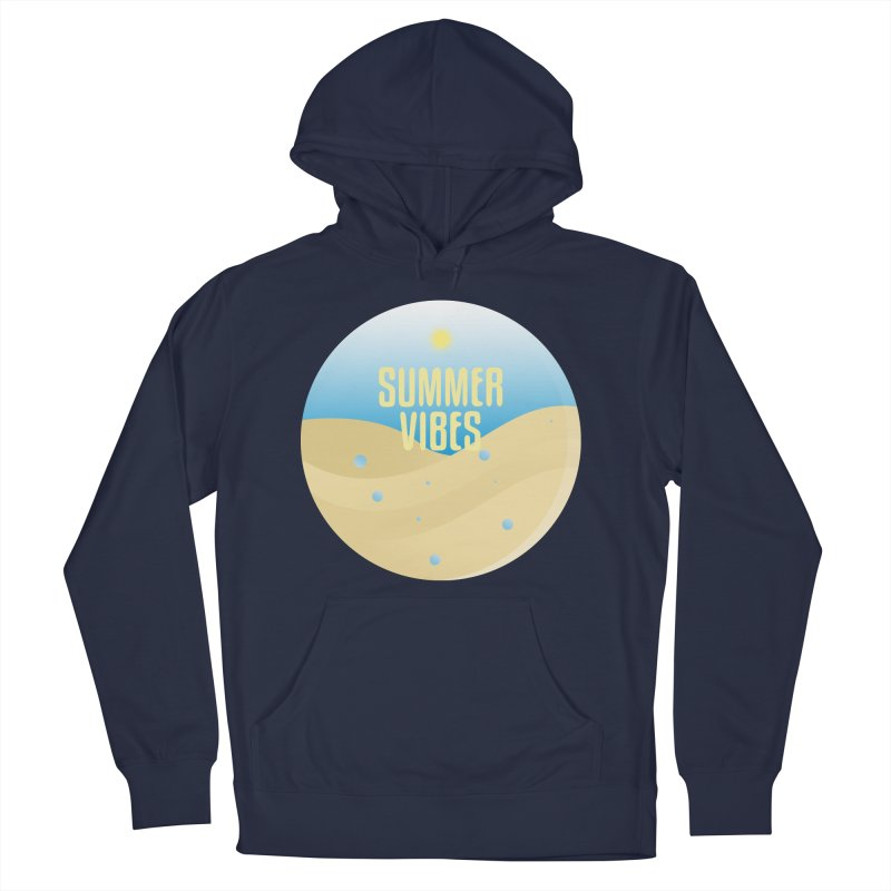 Summer Vibes Women's French Terry Pullover Hoody by Mountain View Co