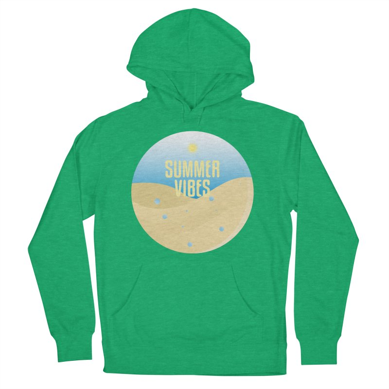 Summer Vibes Men's French Terry Pullover Hoody by Mountain View Co