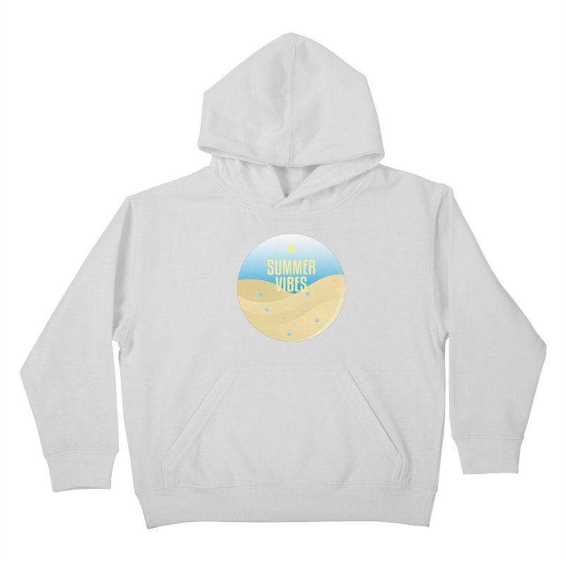 Summer Vibes Kids Pullover Hoody by Mountain View Co