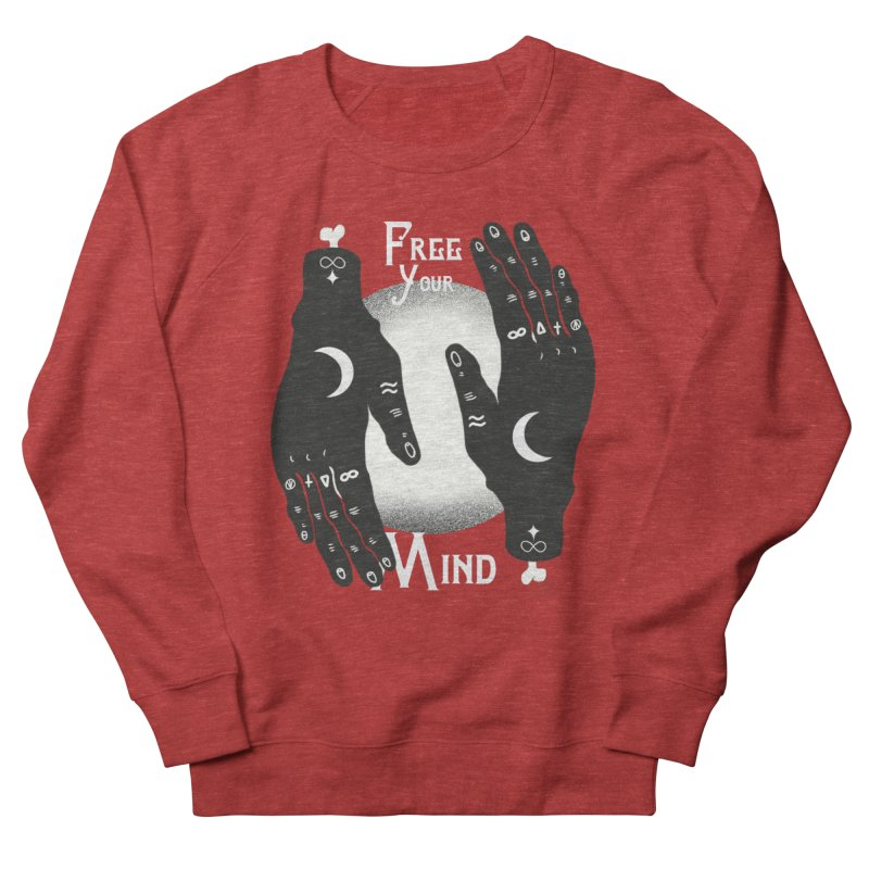 Free Your Mind Men's French Terry Sweatshirt by Mountain View Co