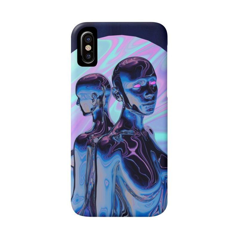 ANGELS 9/8/18 Accessories Phone Case by Mountain View Co