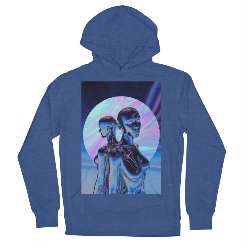 ANGELS 9/8/18 Women's French Terry Pullover Hoody by Mountain View Co