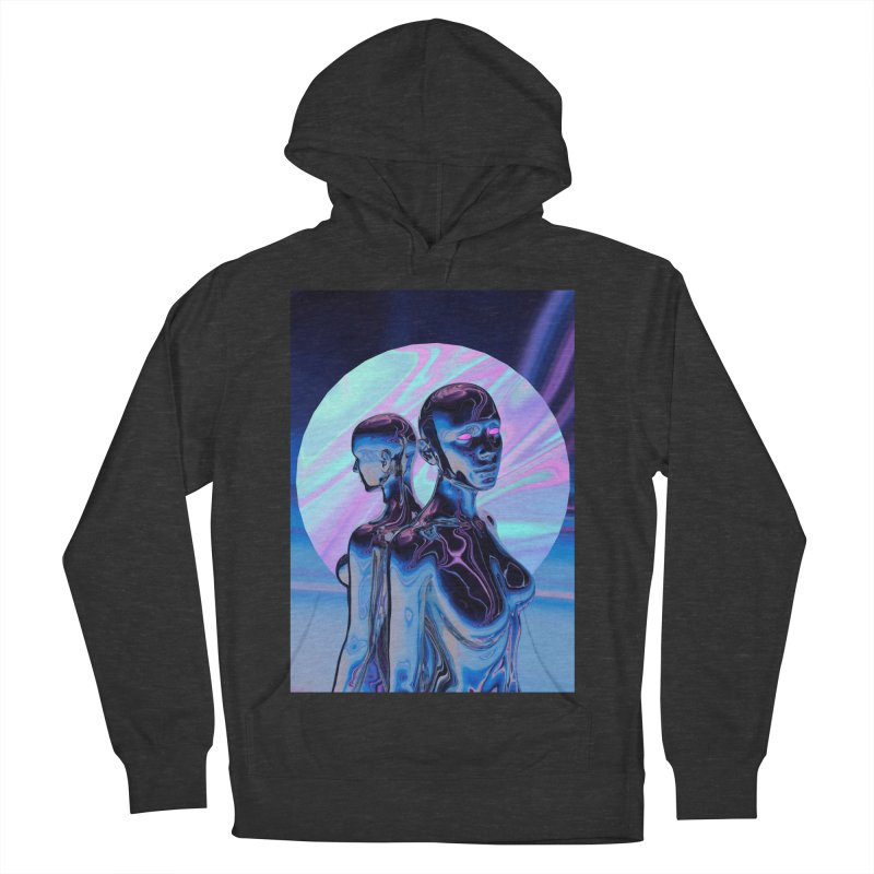 ANGELS 9/8/18 Men's French Terry Pullover Hoody by Mountain View Co