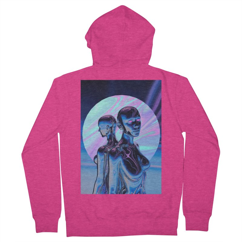 ANGELS 9/8/18 Women's French Terry Zip-Up Hoody by Mountain View Co