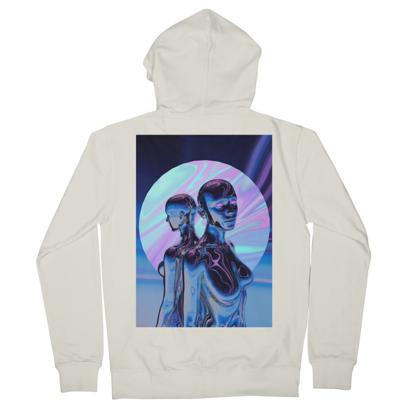 ANGELS 9/8/18 Men's French Terry Zip-Up Hoody by Mountain View Co